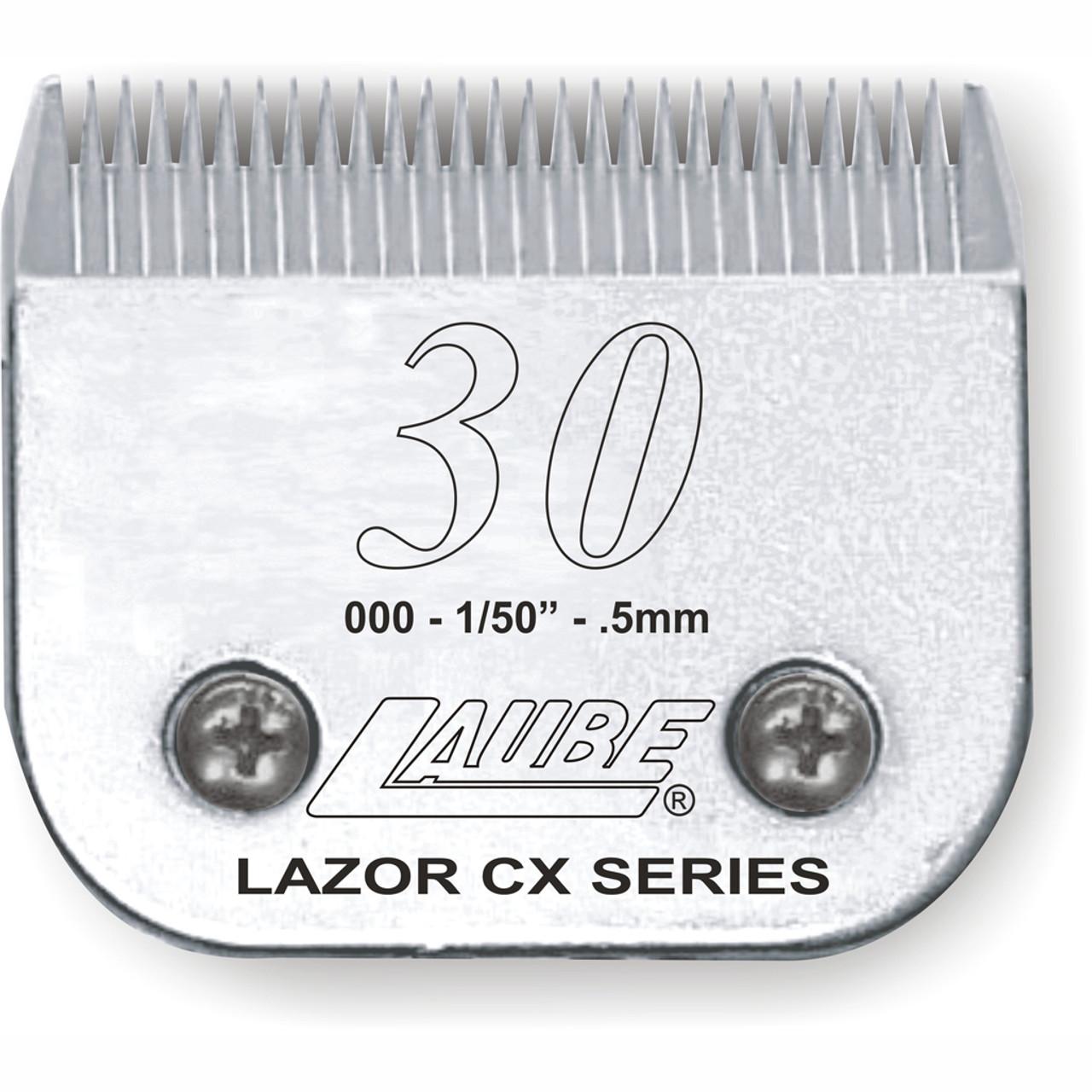 laube cx blade 30
