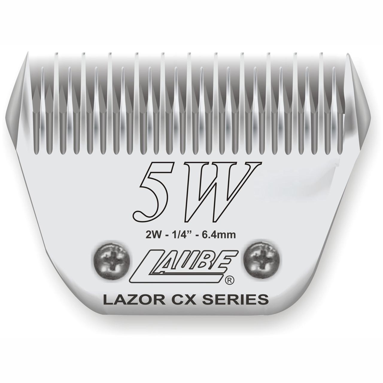 laube cx wide blade 5w