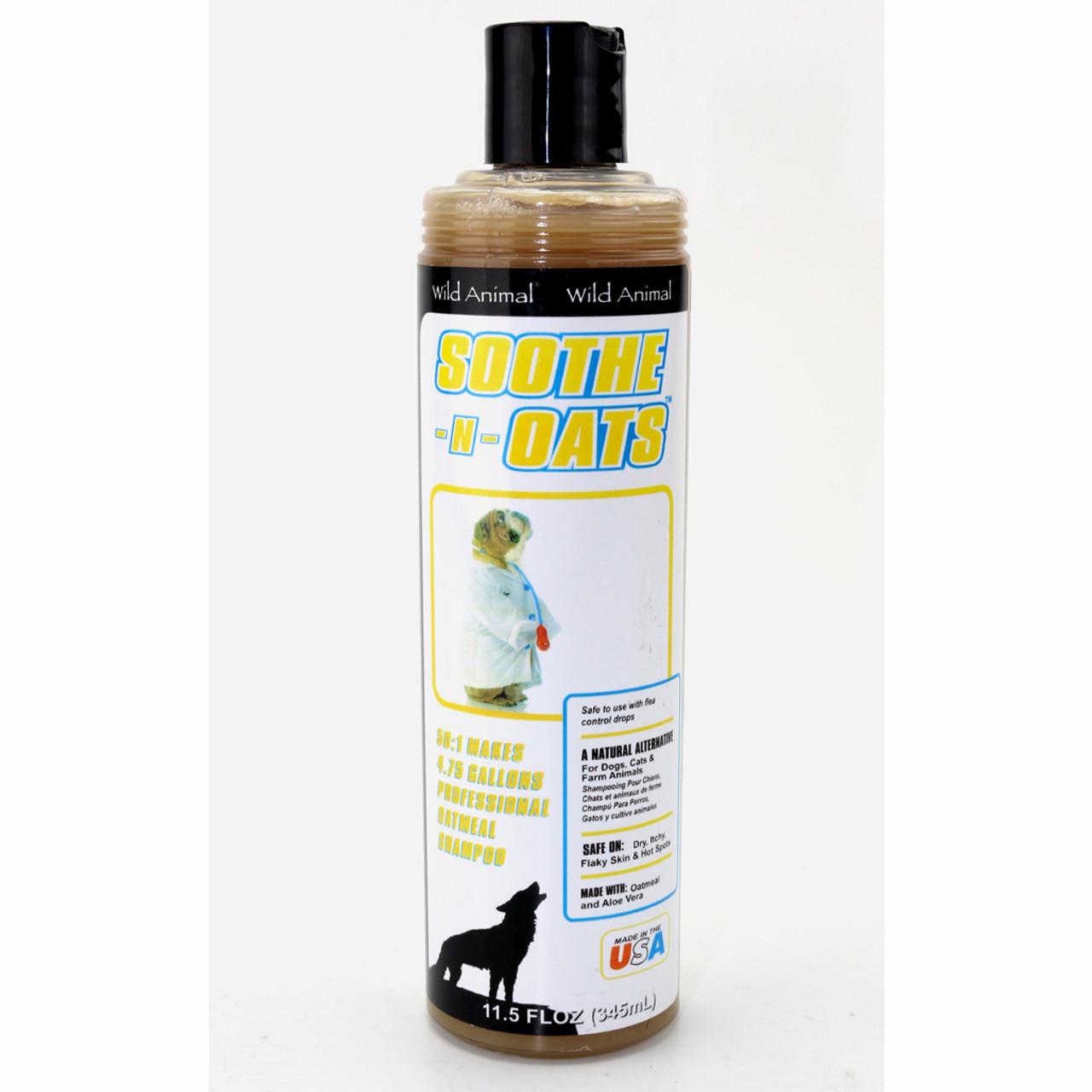 Soothe-N-Oats Shampoo 50:1 11.7 oz Size