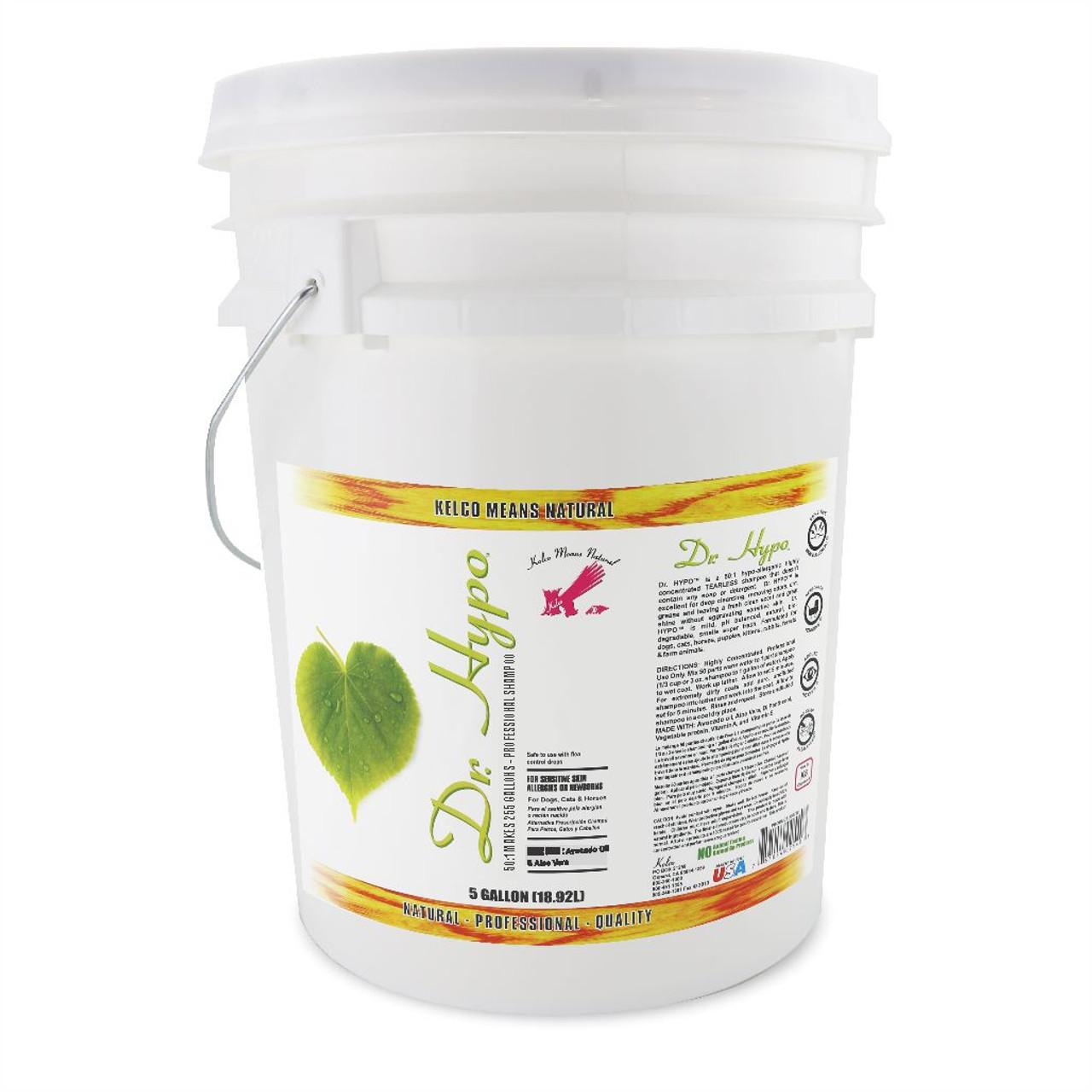 Kelco™ Dr. Hypo 5 Gallon Size