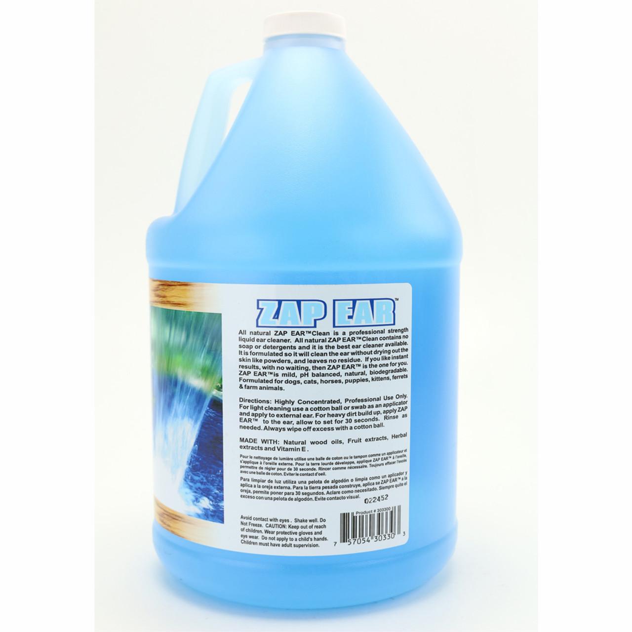 Zap Ear Clean RTU