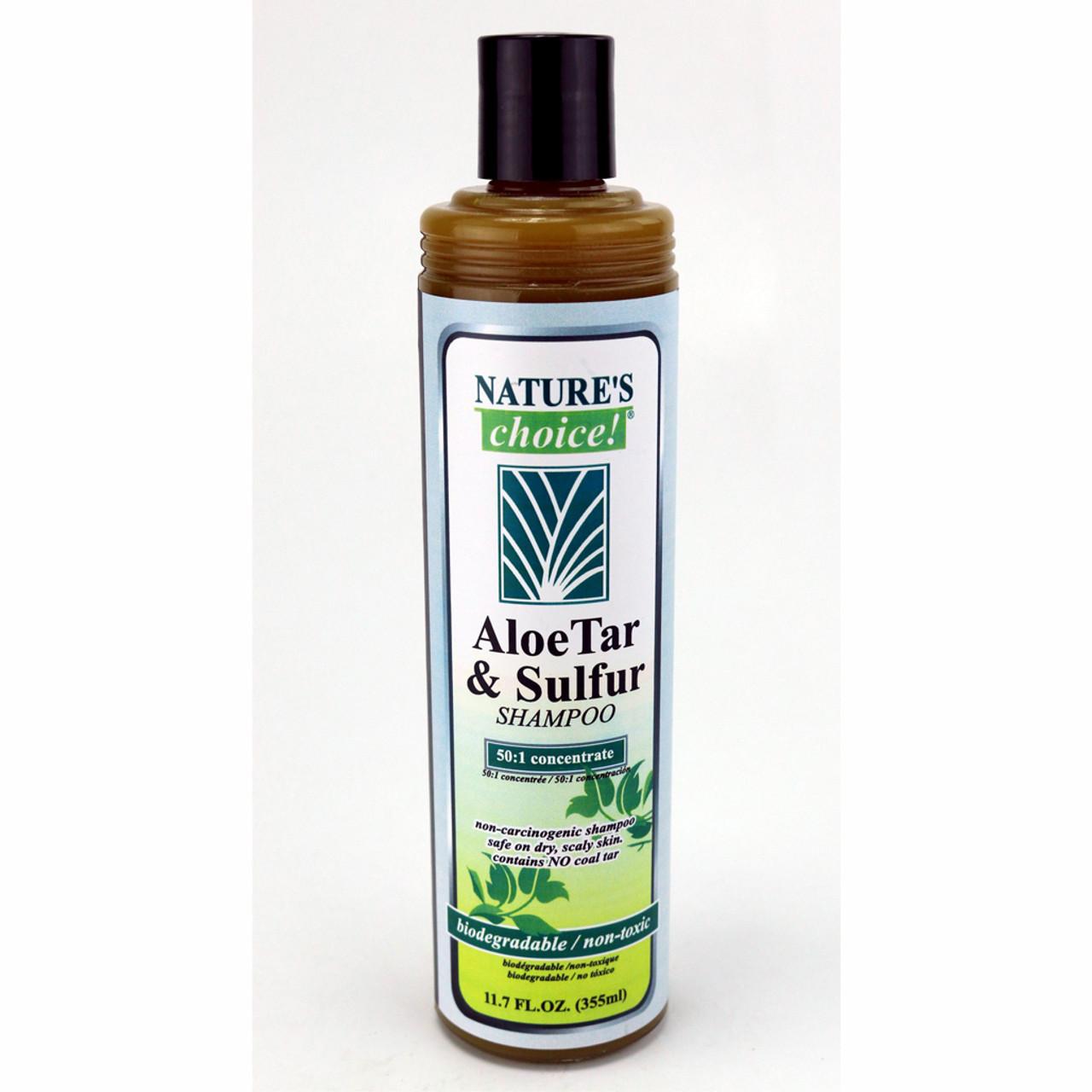 Aloe-Tar & Sulfur in 11.7 oz.