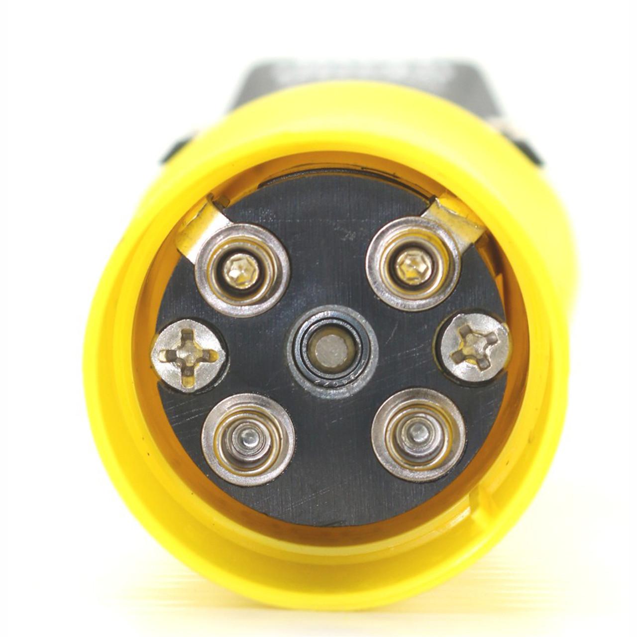 Laube Mini Micro 721 hand piece motor view