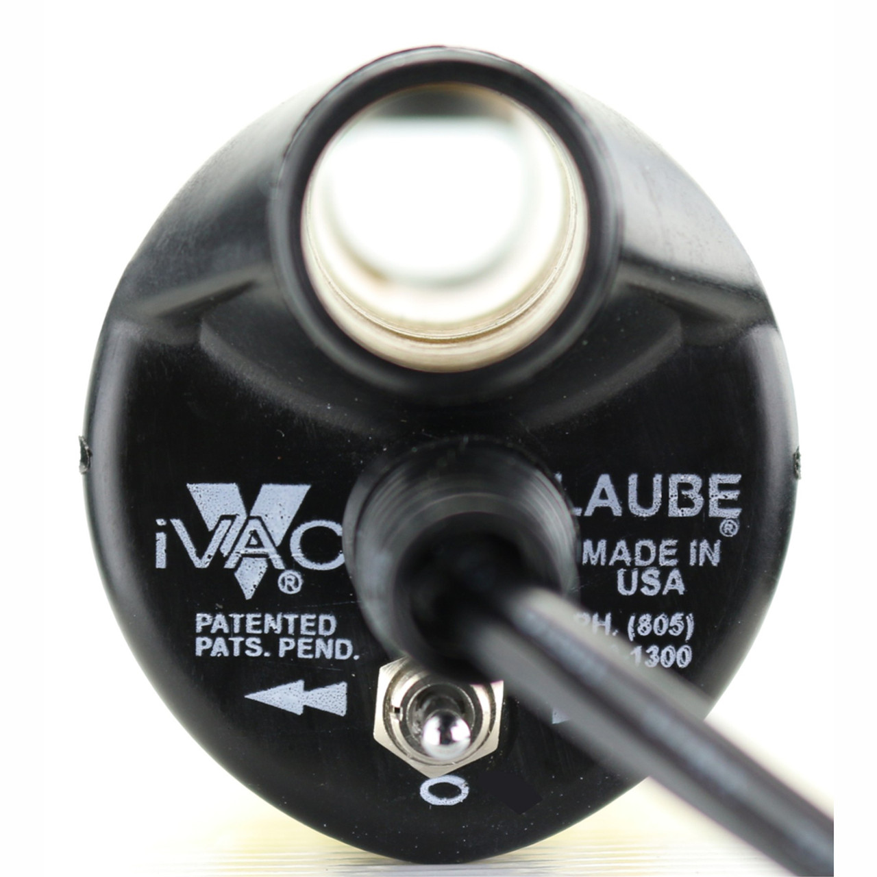 laube ivac 871 cowboy handpiece back switch view