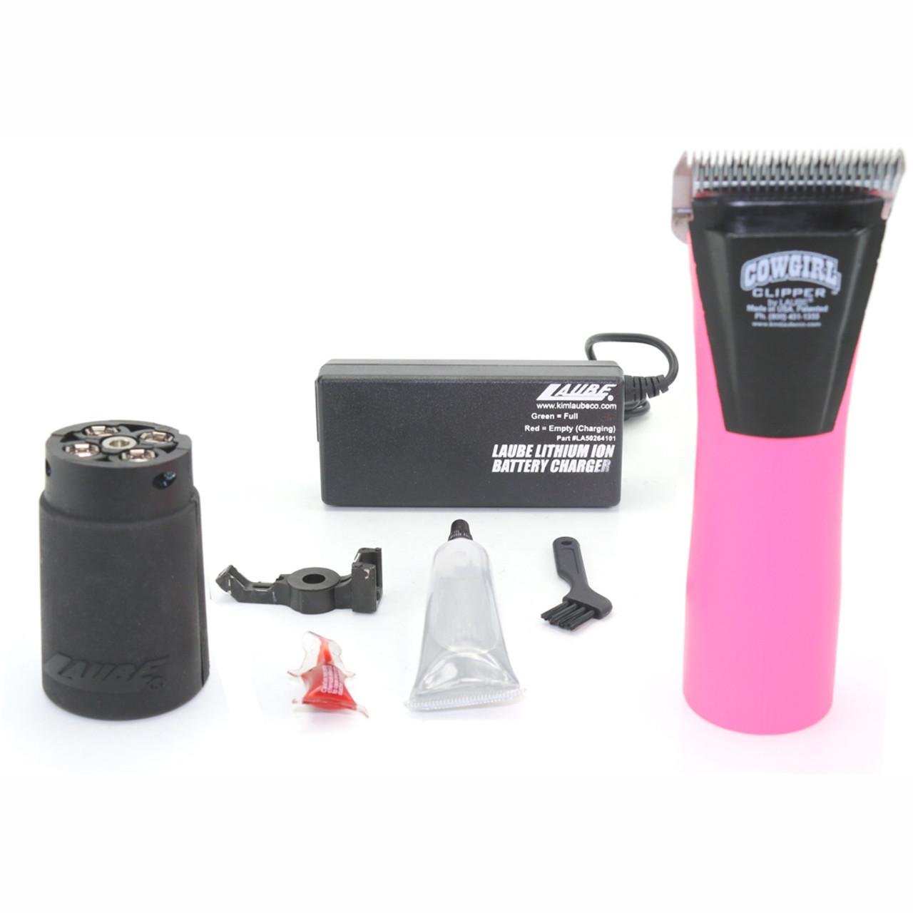 804 Cowgirl Cordless Clipper Kit (LA80410103)