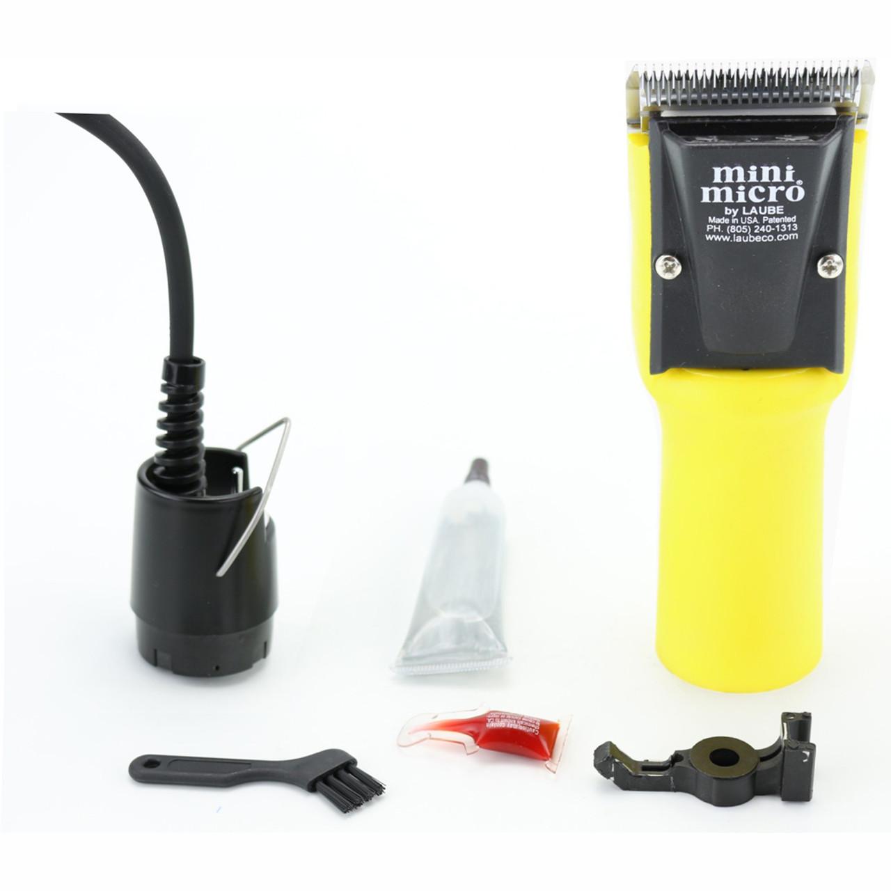 Mini Micro 2-Speed Clipper Kit