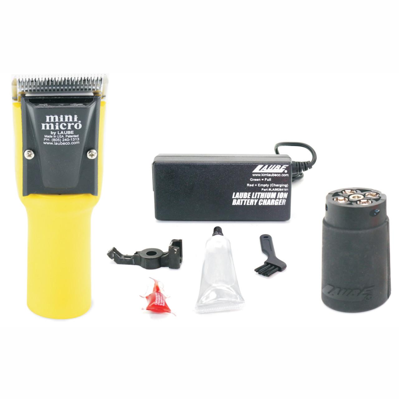 Mini Micro Cordless Clipper Kit