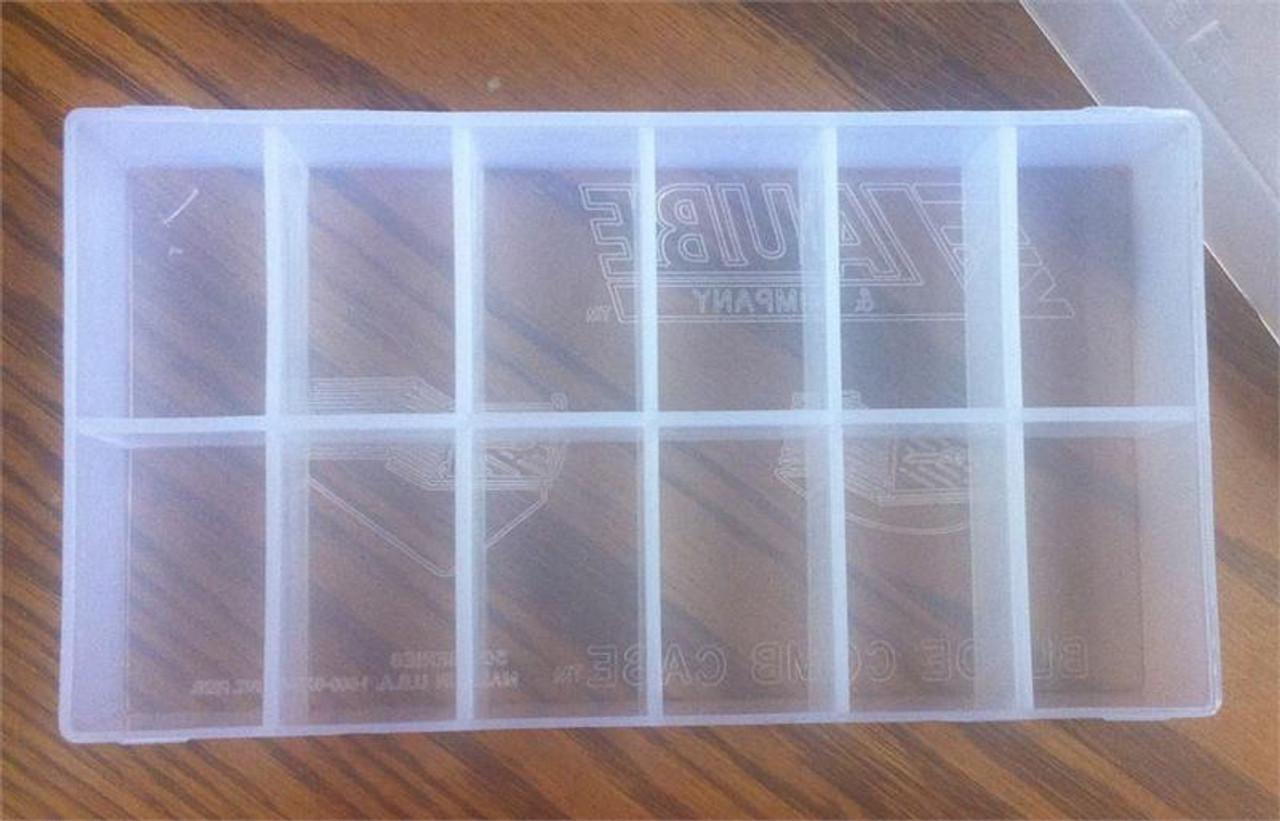 Blade guard comb case