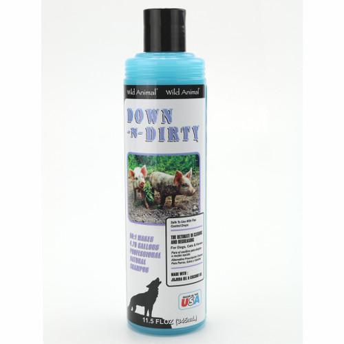Down-N-Dirty Shampoo 12 oz. Size