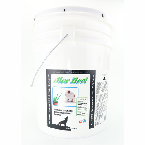 Wild Animal Aloe Heel Shampoo 5 Gallon