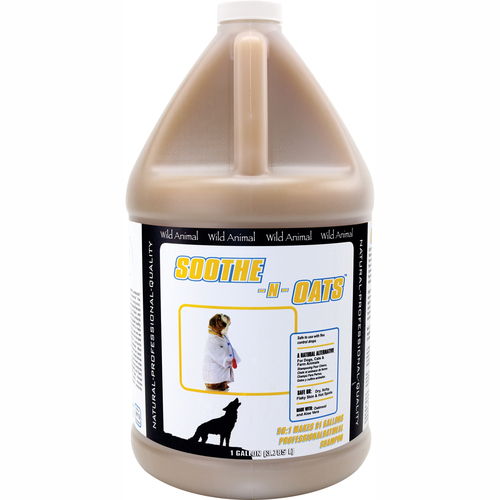Soothe-N-Oats Shampoo 50:1 Gallon Size
