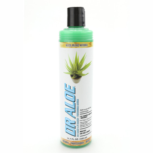 Kelco Dr. Aloe Shampoo in 11.7 oz Size