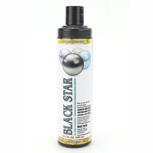 Kelco™ Black Star Shampoo in 11.7 oz., Size