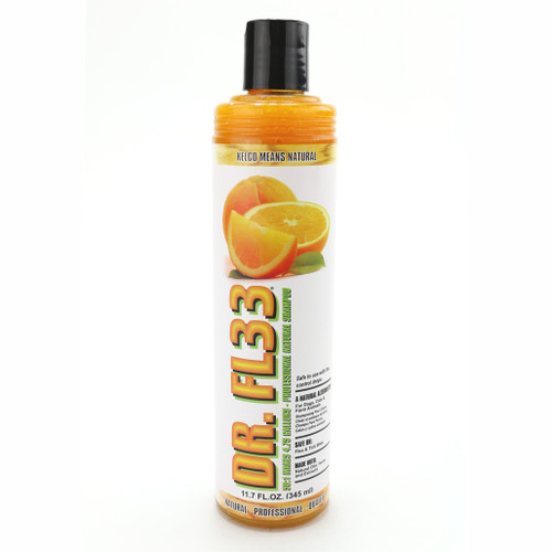 Kelco Dr. Fl33 11.7 oz., Shampoo Size