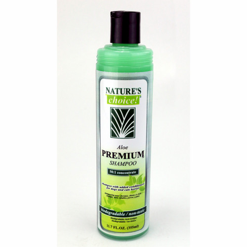 Nature's Choice!® Aloe Premium Shampoo 50:1