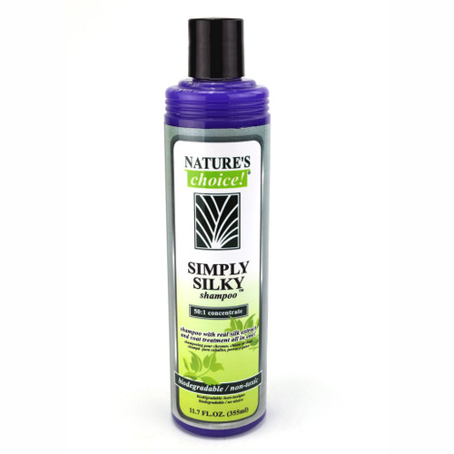 Simply Silky Shampoo and Conditioner in 11.7 oz.