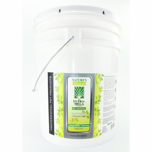 Aloe Ultra-Mela 5 gallon Shampoo
