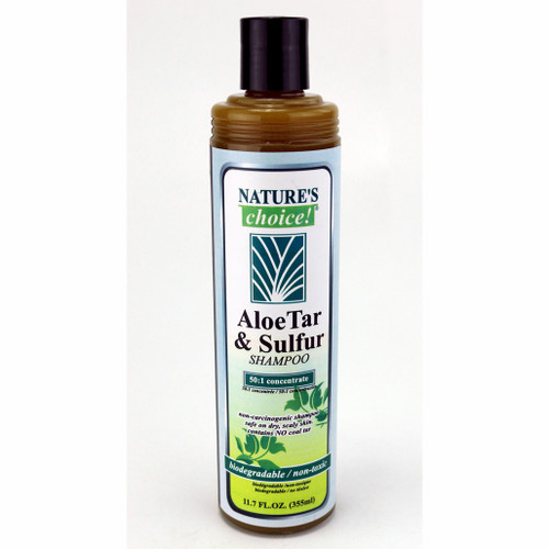 Aloe-Tar & Sulfur in 11.7 oz.