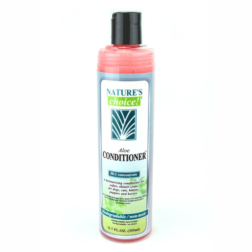 Nature's Choice Aloe Conditioner in 11.7 oz.