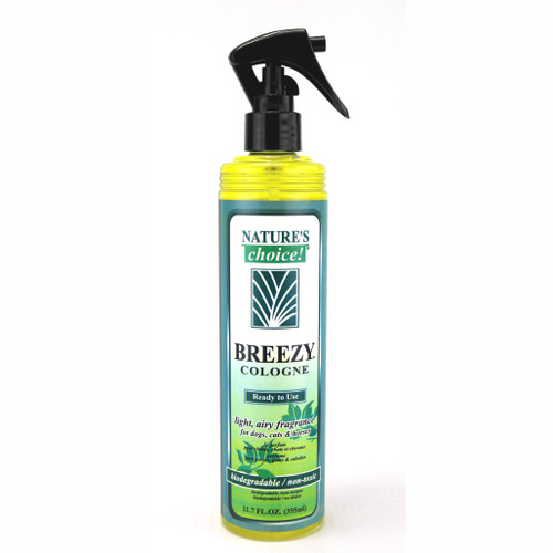 Nature's Choice!®  Breezy Cologne RTU