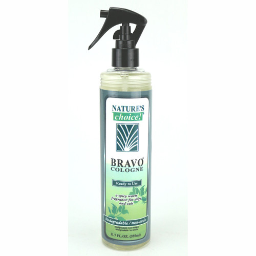 Nature's Choice! Bravo Cologne in 11.7 oz size