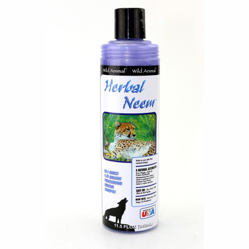 Herbal Neem Shampoo 11.7 oz