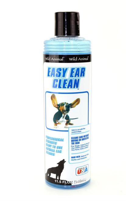 Easy Ear Clean 11.7 oz Size