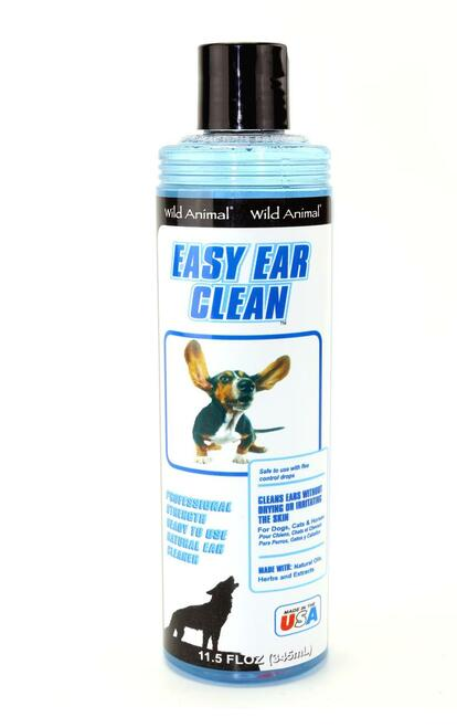 Easy Ear Clean 11.7 oz Size