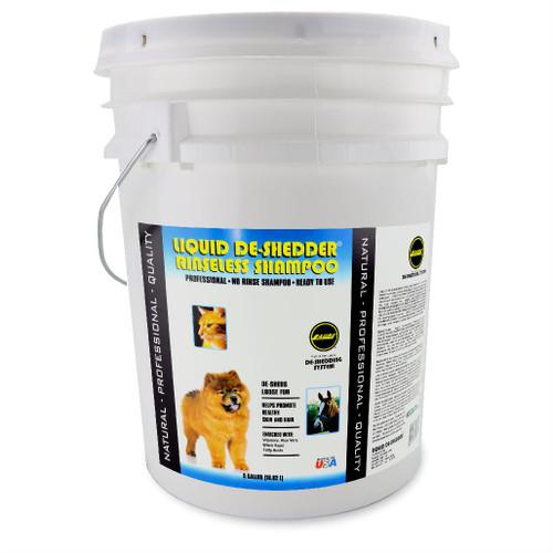 Liquid De-Shedder Rinseless Shampoo 5 g