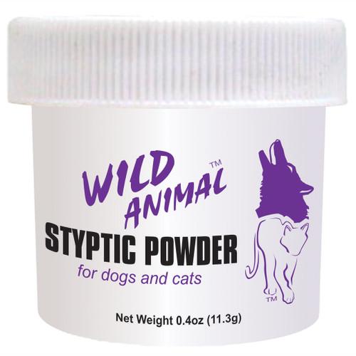 Wild Animal Styptic Powder 4 oz.