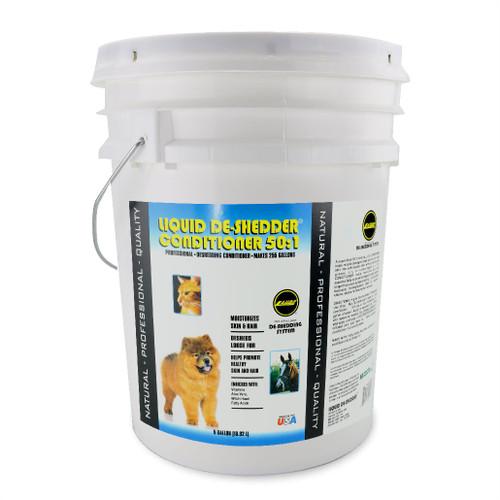 Laube Liquid De-Shedder Conditioner 5 Gallon Size