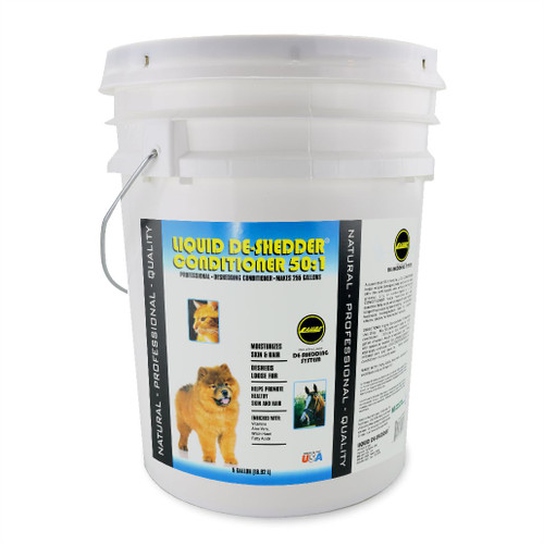 Laube Liquid De-Shedder Conditioner 5 Gallon Size