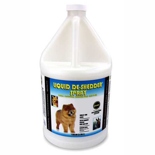 DeShedding System Kit 4 Gallon Kit