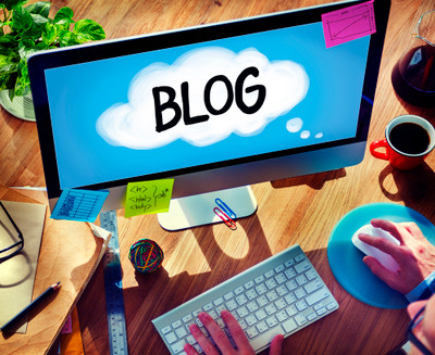 Does your store publish a blog?