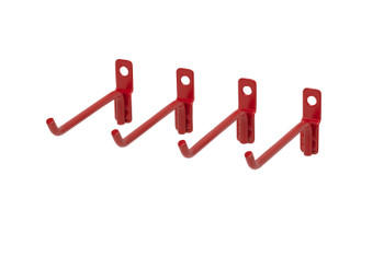 Medium  Wire Hooks (4 Pack)