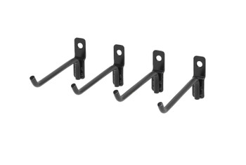 Medium  Wire Hooks (4 Pack)