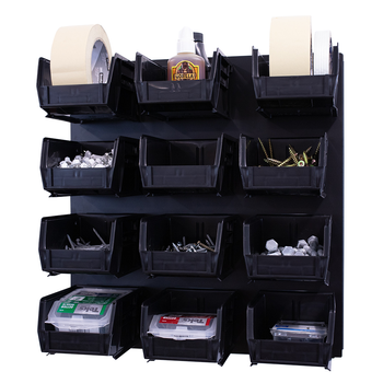 Bin Storage Panel (Includes Cleats)