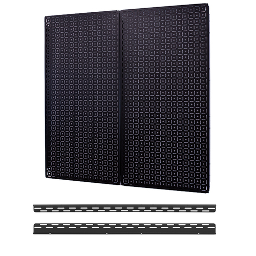 OmniWall  2- Panel Side-By-Side Set 32-Inch Tall x 32-Inch Wide