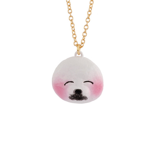 Animoticons Seal Necklace | AFMO3021