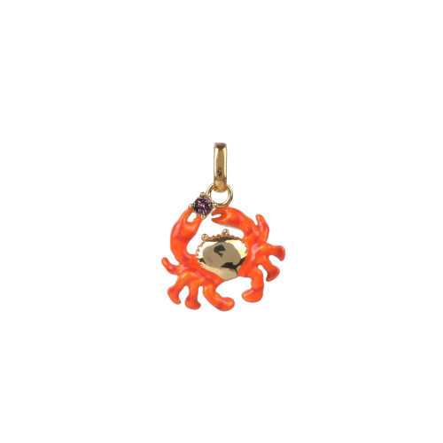 Charm'S Pendant Crab Charms | ABCH4021