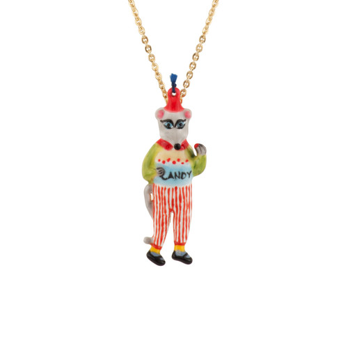 Birthday Mouse Mouse & Candies Necklace | AEBM3071