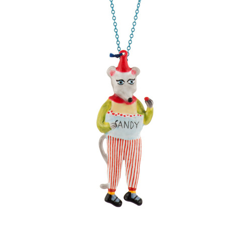 Birthday Mouse Mouse & Candies Necklace | AEBM3141