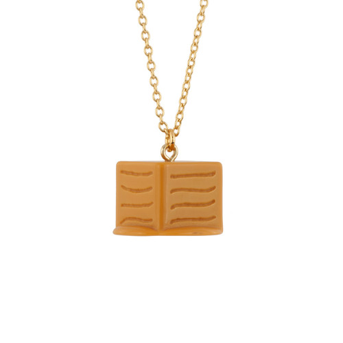 65+5 Cm So Sweet Dripping Toffee Necklace | AESS3041