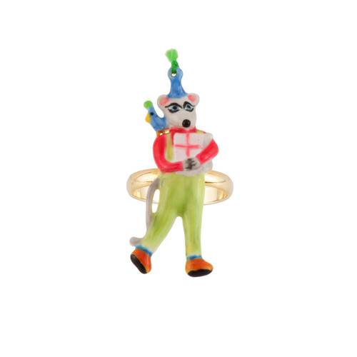 Birthday Mouse Mouse & Gift Rings | AEBM6011