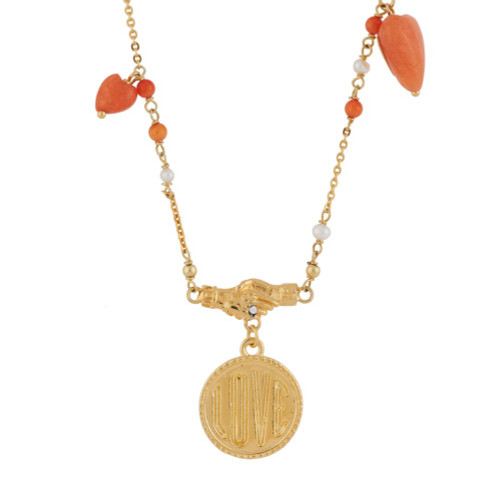 Love Me Necklace   AGLM3061