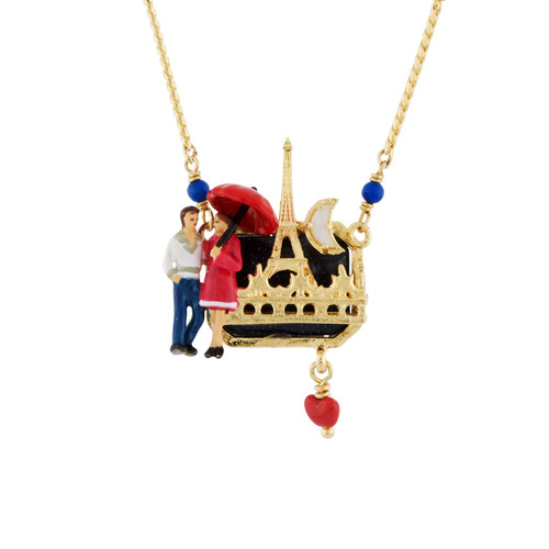 From Paris With Love Necklace | AHFP3041