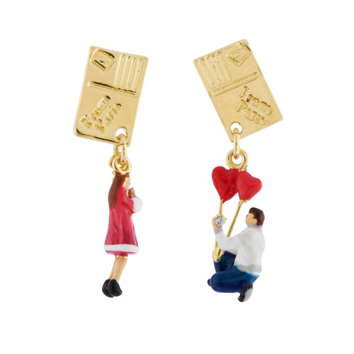 From Paris With Love Earrings | AHFP1041