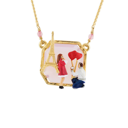 From Paris With Love Necklace | AHFP3051