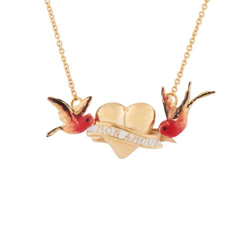 Amour Toujours Necklace | AJAT301