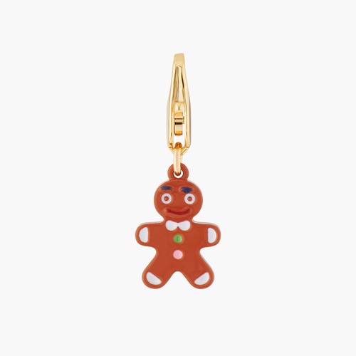 Gingerbread Man Charms Charms | ALCH4091